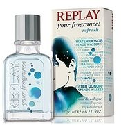 Replay Your Fragrance Refresh Men Kolínská voda
